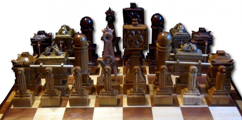 Schach Bauerntausch